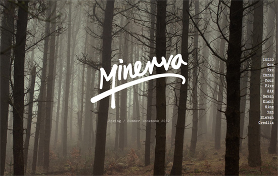 Minerva - Spring / Summer 2012 Lookbook