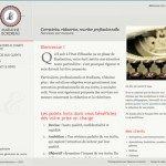 Marianne Bordreau's website