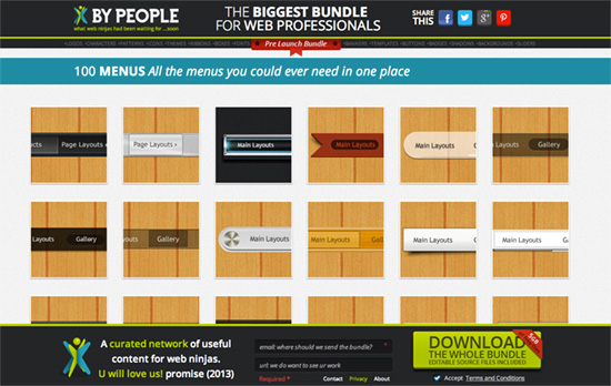ByPeople website