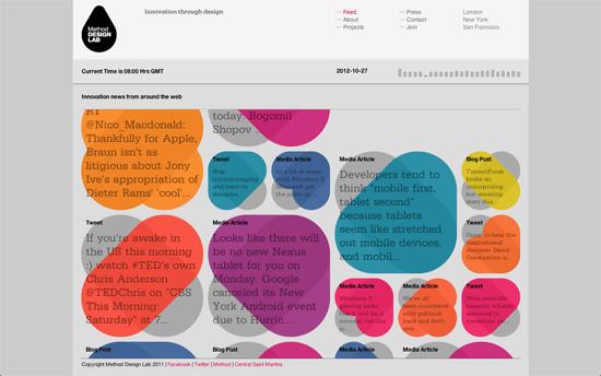 Method Design Lab website