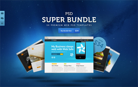 PSD Super Bundle