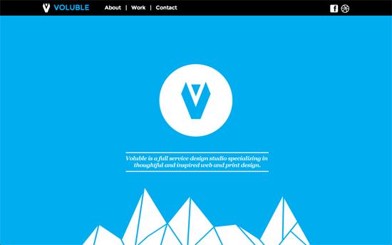 Voluble website