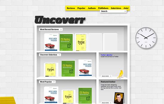 Uncoverr