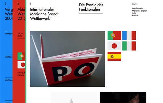 Marianne Brandt Designwettbewerb