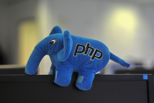 PHP elephant plush doll featured image