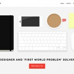 Design Focus: Top Desk View