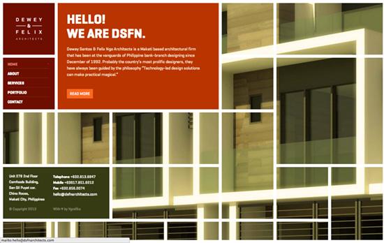 DSFN Dewey Santos & Felix Ngo Architects
