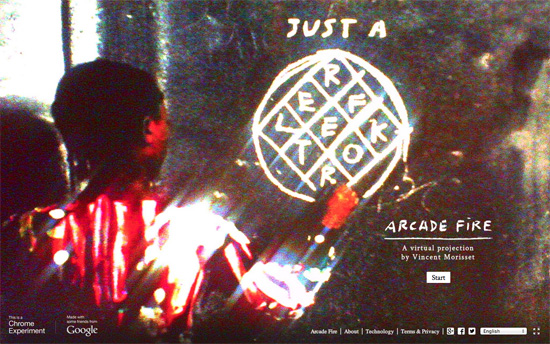 Reflektor by Arcade Fire