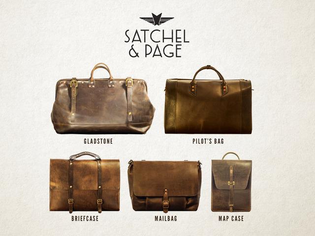 Satchel & Page
