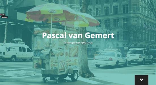 Pascal van Gemert