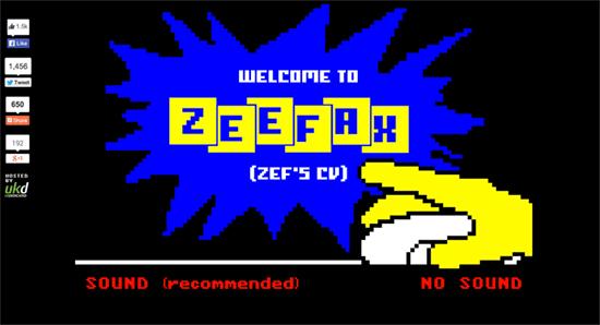 Zeefax