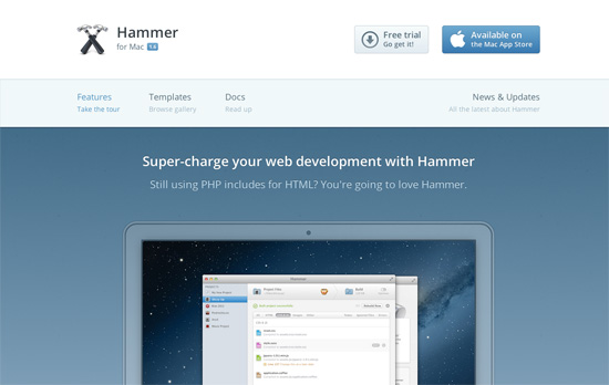 Hammer for Mac