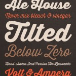 Grab This Exclusive Vintage Font Pack – Thirsty Soft Font at 80% Off