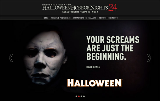 Halloween Horror Nights - Universal Studios Orlando