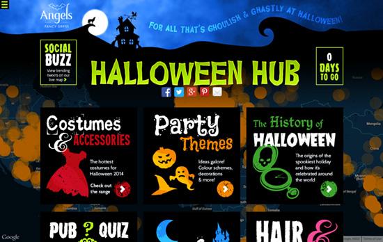 Halloween Hub