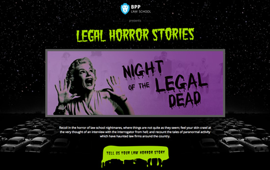 Legal Horror Stories