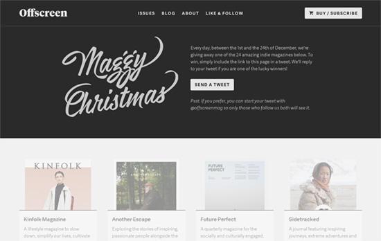 The Maggy Christmas List