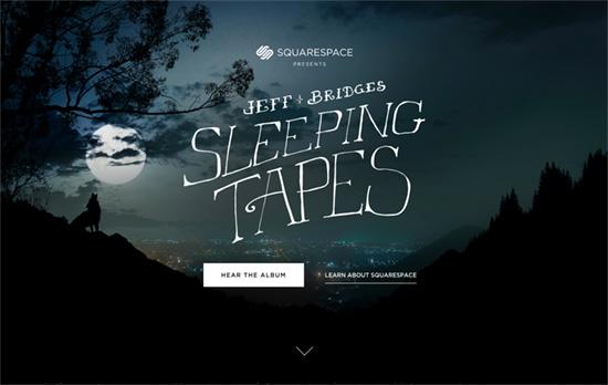 Jeff Bridges Sleeping Tapes