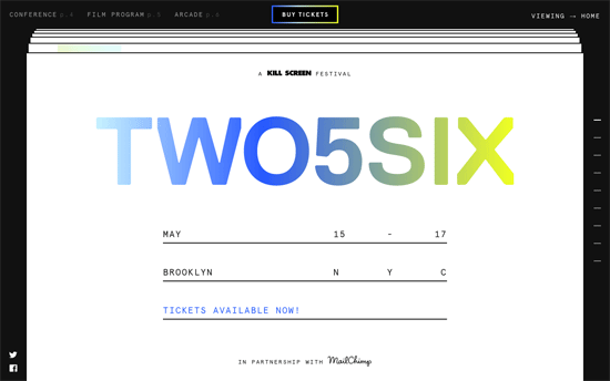 TWO5SIX 2015