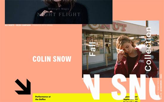 Colin Snow