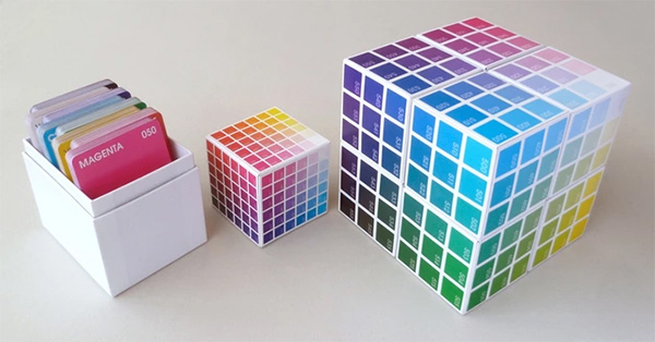 BreakThroughColour Cards + Cubes